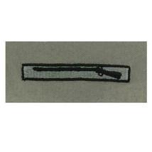 Genuine U.S. ARMY Embroidered Badge: EXPERT INFANTRY Sew On ABU (Militar... - $8.89