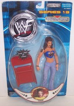 "New! 2001 Jakk's Pacific Signature Series #13 ""Lita"" Action Figure WWF W... - $29.69"