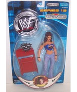 "New! 2001 Jakk's Pacific Signature Series #13 ""Lita"" Action Figure WWF W... - $29.69"