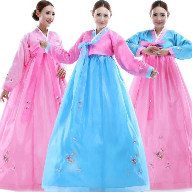 Korean Traditional Dress Embroider Women And 50 Similar Items