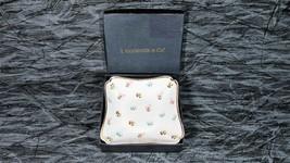 I Godinger & Co. Boxed Square Bowl Floral Pattern - $9.49