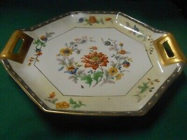 """Magnificent  Thomas HAVILAND """"Cuny""""  Limoges France SERVING DISH with Ha... - $68.89"""