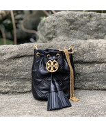 Tory Burch Chelsea Quilted Drawstring Bag - $304.20