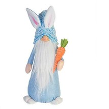 GMOEGEFT Handmade Swedish Bunny Gnome Plush Ornament, Scandinavian Rabbi... - $41.26