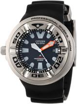 BJ8050-08E New Citizen Eco Drive Professional Diver Men' s Watch NEW IN BOX - $266.29