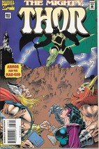 The Mighty Thor Comic Book #483 Marvel Comics 1995 VERY FINE/NEAR MINT - $3.50