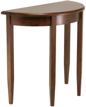 Winsome Wood 94132 Concord Occasional Table, Antique Walnut - $66.13