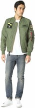 Alpha Industries Men's L-2b Flex Bomber Flight Jacket XL sage green new nwt - $139.99