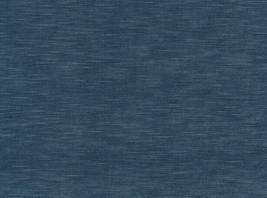 Romo Kirkby Orion Kingfisher Blue Velvet Upholstery Fabric K5058-31 3 yd... - $28.50