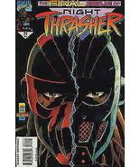 Night Thrasher #21 VF/NM; Marvel   save on shipping - details inside - $4.50