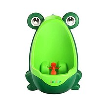Soraco Frog Potty Training Urinal for Toddler Boys Toilet with Aiming Ta... - $8.99