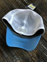 Under Armour Fish Hunter Trucker Hat in Carolina Blue Stretch Fit OSFA M/L image 7
