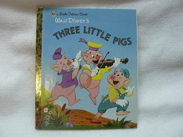 "Animal Pig "" Three Little Pigs Book"" #194 - $7.99"