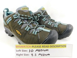 MISMATCH Keen Targhee II Sz 10 M (B) Left & 9.5 M (B) Right Women's Hiki... - $57.32