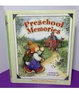 Preschool Memories Album (2006, Spiral) Susan Winget Complete Unused Pre-K - $18.69