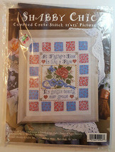 """SHABBY CHIC Counted Cross Stitch Picture Kit 11""""x13"""" A MOTHER'S LOVE 994... - $14.99"""