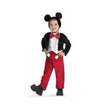 Disguise Mickey Mouse Clubhouse Deluxe Child Boys Halloween Costume 5027 - $30.03