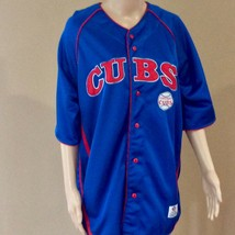 Chicago Cubs MLB Baseball Jersey Shirt Men's Size Large - $34.99