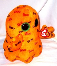 TY Brand  large 9 inch tall Boo Big Eyes Ghoulie Ghost Goblin  Halloween  - €21,47 EUR