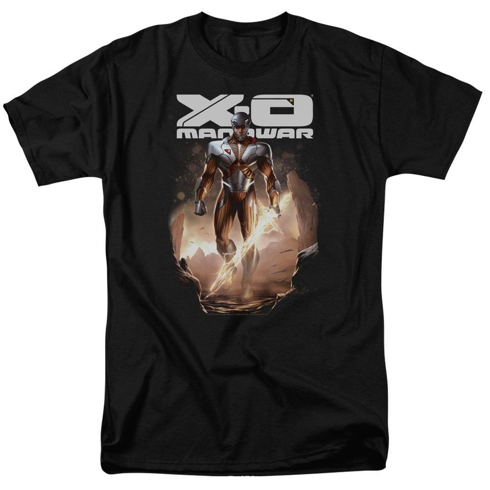 Nowar divintiy quantum and woody ninjak  graphic tee shirt for sale online store val107 at 2000x