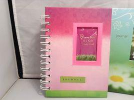 NEW Barbour Publishing Set of 4 Journals w Calendar  image 4