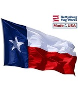 5x8' State of Texas Flag - Heavy Duty Polyester Made in USA - $79.22