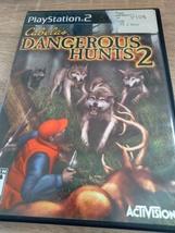 Sony PS2 Cabela's Dangerous Hunts 2 image 1