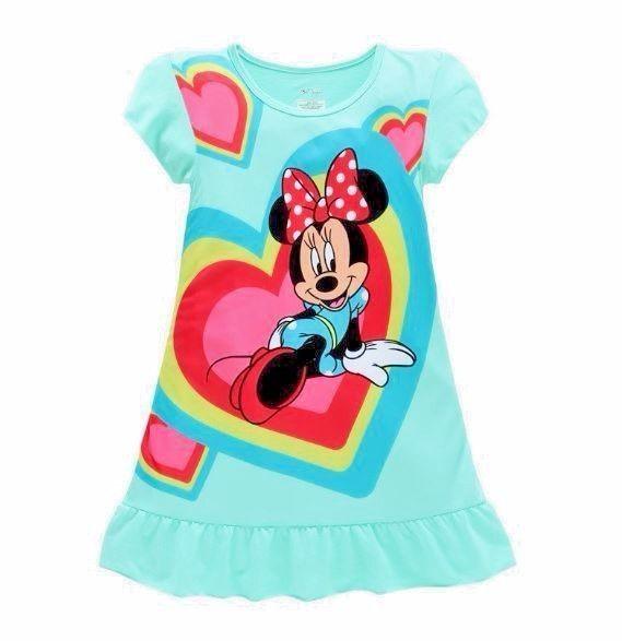 de971274e NWT Disney Girls Minnie Mouse Light Blue and 34 similar items