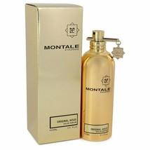 Montale Original Aoud By Montale Eau De Parfum Spray (unisex) 3.4 Oz For Women - $173.07