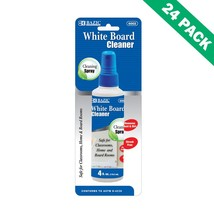 Eraser Board Cleaner, White Erase Board Cleaner 4 Oz Liquid (24 Unit Case) - $61.89