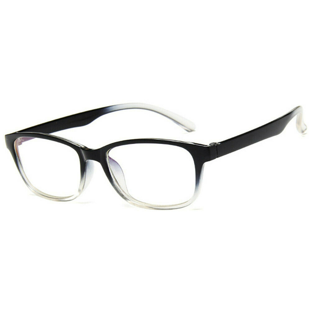 New Fashion Nerd Style Clear Lens Glasses Frame Retro Casual Daily Eyewear