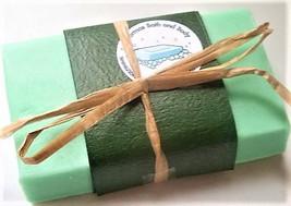 green tea cucumber glycerin soap, glycerin soap, handmade soap, soap, gl... - $5.00