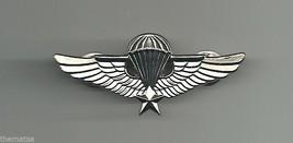 """Army Vietnam Jump Wing Big 2 1/4"""" Badge Pin - $15.33"""