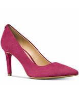 Michael Kors Dorothy Lacquer Pink Flex Pump Shoes Size 8 - $84.14