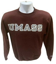 UMass Amherst Champion Eco Fleece Crewneck Sweatshirt Mens XS EUC - $19.99