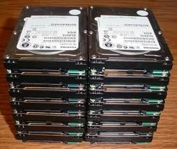 "(Lot of 14) Toshiba 15K 300GB SAS 6Gbps 2.5"" Hard Drives MK3001GRRB - $140.00"
