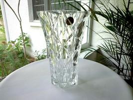 """Cris D' Arques Sully Pattern 8"""" Centerpiece Vase - $33.65"""