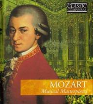 Wolfgang Amadeus Mozart: Mozart Musical Masterpieces / International Masters Cla image 2