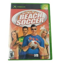 Microsoft Xbox Ultimate Beach Soccer Video Game (Complete, 2003) - $17.41