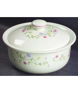 JOHNSON BROTHERS SUMMER CHINTZ 3 PIECE BAKEWARE SET FLORAL MADE IN ENG... - $344.75