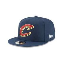Cleveland Cavaliers New Era 9Fifty Basic Navy Adjustable Snapback Hat - $31.67