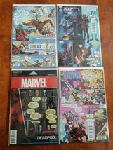 Marvel Comics 2016 Deadpool 5 issue Lot. Annual #1, 11-15 Full Run - £11.09 GBP