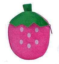 PANDA SUPERSTORE Set of 3 Creative Purses Girls' Wallets Plush Purses Kids Toys,