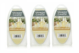 Yankee Candle Homemade Herb Lemonade Fragranced Wax Melts x3 - $22.50