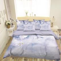 3D White Butterfly 326 Bed Pillowcases Quilt Duvet Single Queen King US Summer - $102.84+