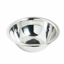 0.75 Qt Stainless Steel Mixing Bowl, 3-Cup Capacity - $8.80