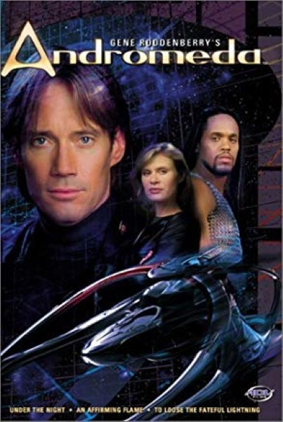 Andromeda: Season 1, Collection 1 - Episode 101-105  Dvd