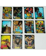 Wolverine Marvel Trading Cards III Base Cards 1988 Comic Images You Choose - $4.99+