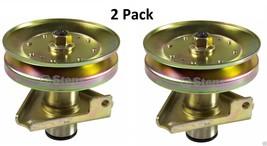 285-111 (2 PACK) Spindle Assembly John Deere AM126225 AM126226 LT160 LT180 Deck - $79.99