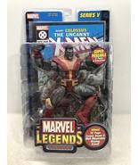 "Marvel Legends Colossus 7"" Action Figure Series V - ToyBiz 2003 FS - $32.90"